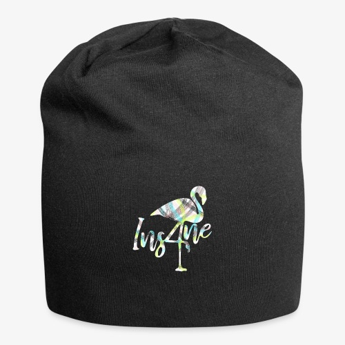 Ins4ne Flamingo color - Beanie in jersey