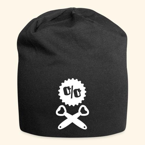 Bier T Shirt Design Piratenflagge - Jersey-Beanie
