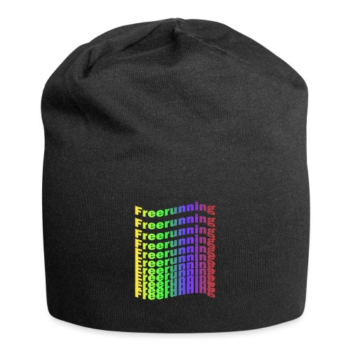 Freerunning Rainbow - Jersey-Beanie