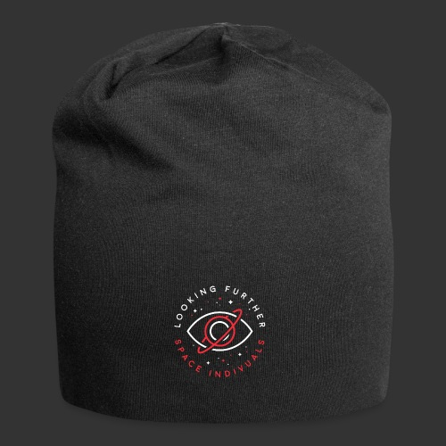 Space Individuals - Looking Farther Black - Jersey Beanie