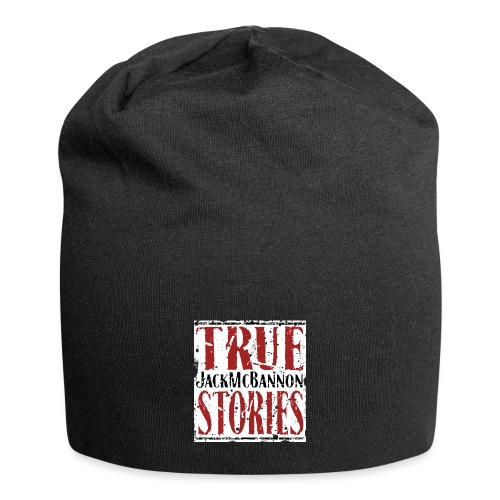 Jack McBannon - True Stories (RedWhiteBlack) - Jersey-Beanie
