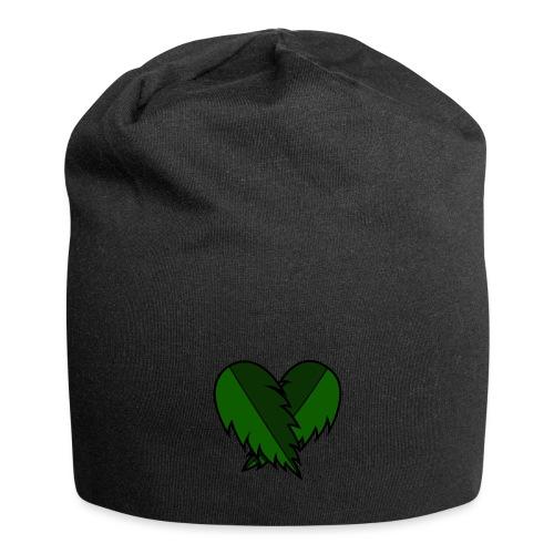Weed&Love - Gorro holgado de tela de jersey