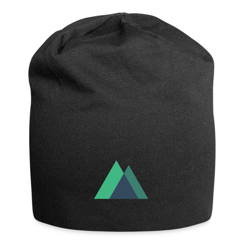 Mountain Logo - Jersey Beanie