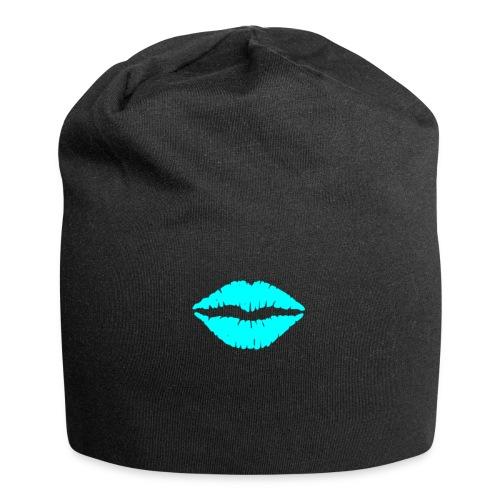 Blue kiss - Jersey Beanie