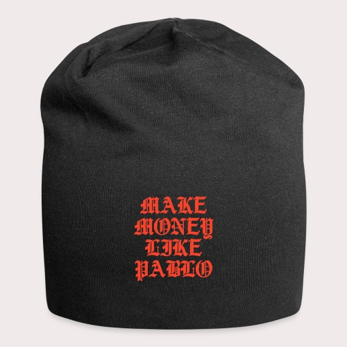 MAKE MONEY LIKE PABLO - Jersey-Beanie