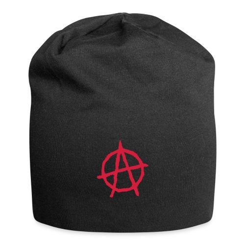 Anarchy Symbol - Jersey Beanie