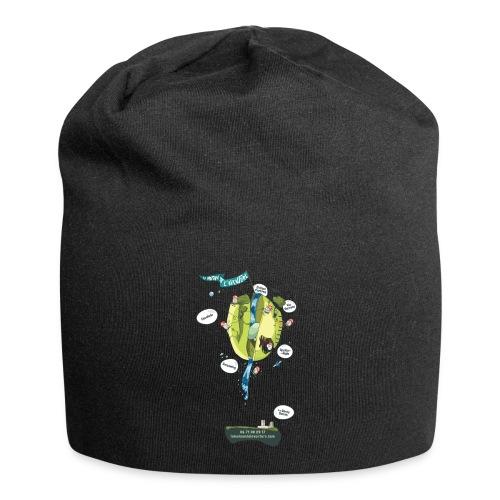 T-shirt Maison de L'aventure - Bonnet en jersey