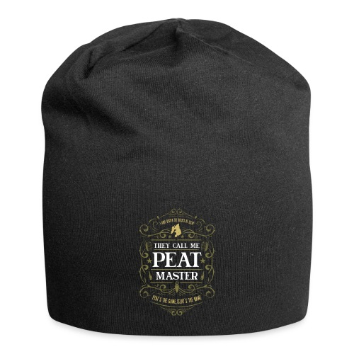 They call me ... Peat Master - Jersey-Beanie