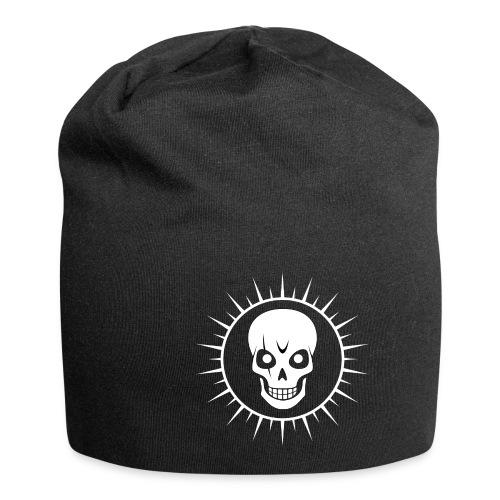 Skull - Jersey Beanie