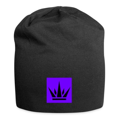 Reign Purple Box Hat - Jersey Beanie
