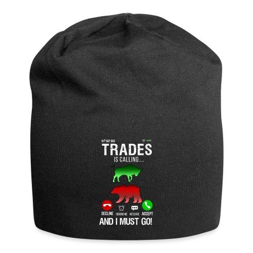 Trader På Aktiemarknaden Ringer Så Jag Måste Gå - Jerseymössa