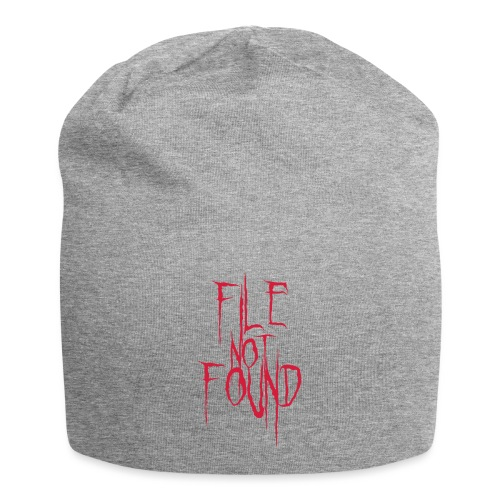File Not Found - Beanie in jersey
