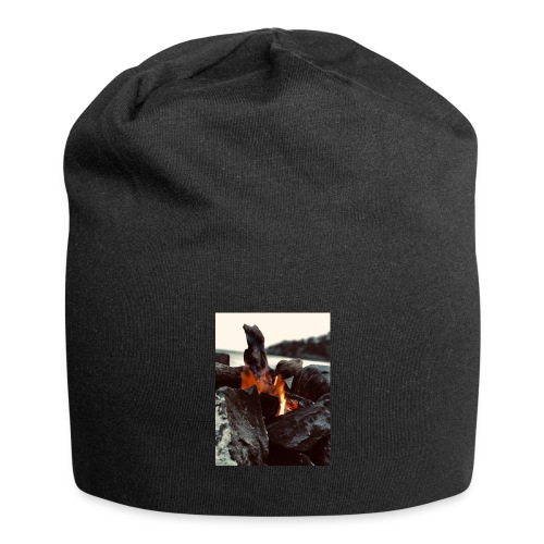 rigo poncio - Gorro holgado de tela de jersey