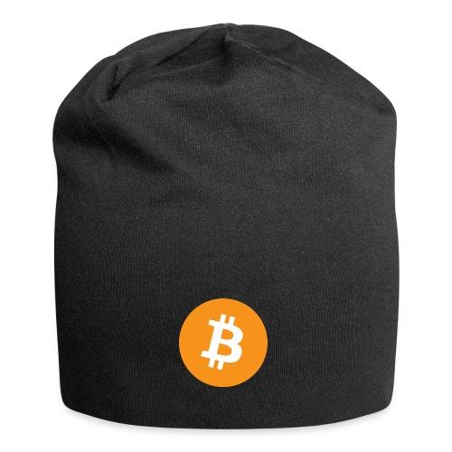 Bitcoin - Jersey Beanie