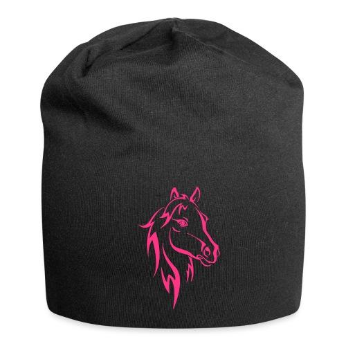 Vorschau: Horse - Jersey-Beanie
