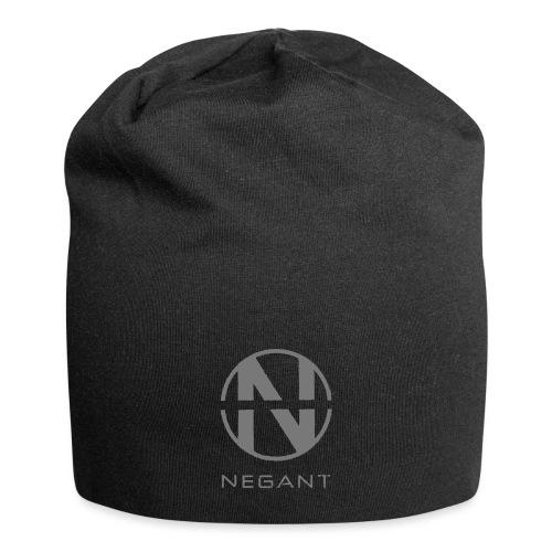 Grey Negant logo - Jersey-Beanie