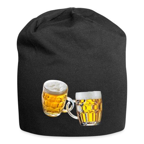 Boccali di birra - Beanie in jersey