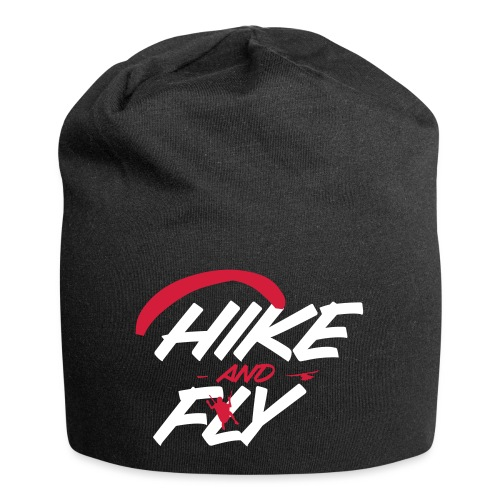Hike and Fly Paragliding - Jersey-Beanie
