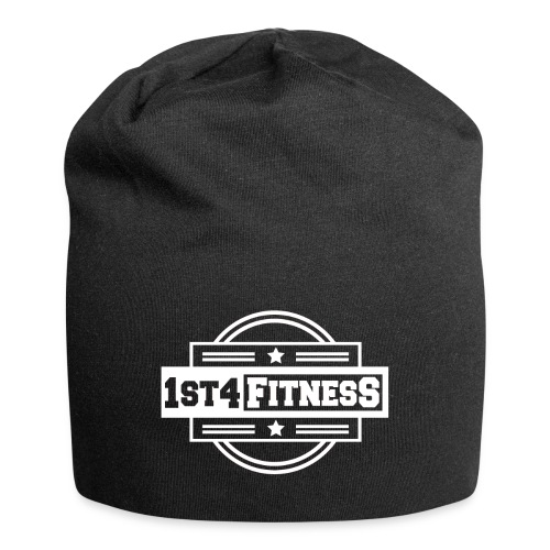 1st4Fitness Front - Jersey Beanie