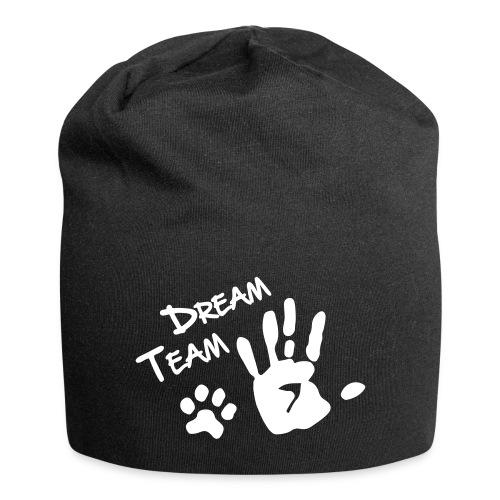 Vorschau: Dream Team Hand Hundpfote - Jersey-Beanie