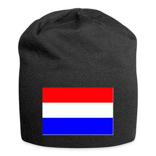 vlag nl - Jersey-Beanie