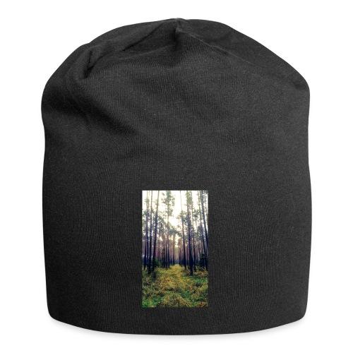 Las we mgle - Czapka krasnal z dżerseju