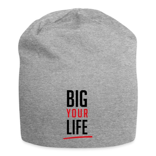 Big Your Life - Jersey-Beanie