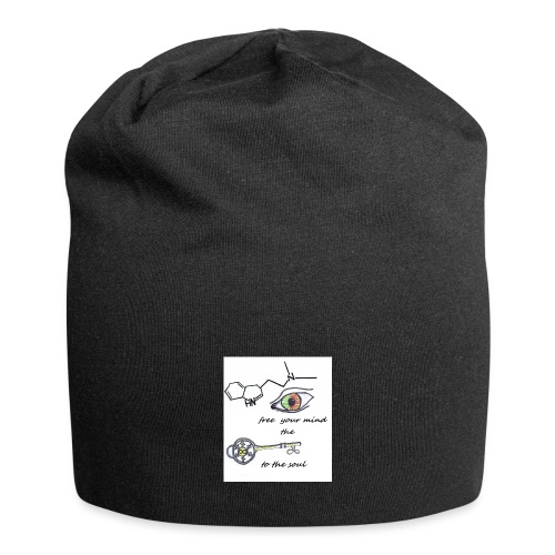Free your mind - Jersey-Beanie
