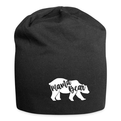 Mama Bear - für Eltern-Baby-Partnerlook - Jersey-Beanie