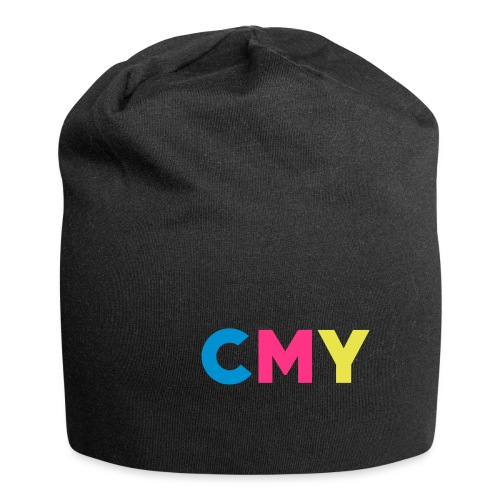 CMYK - Jersey-Beanie