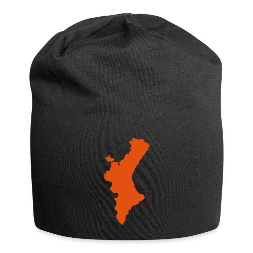 València - Gorro holgado de tela de jersey