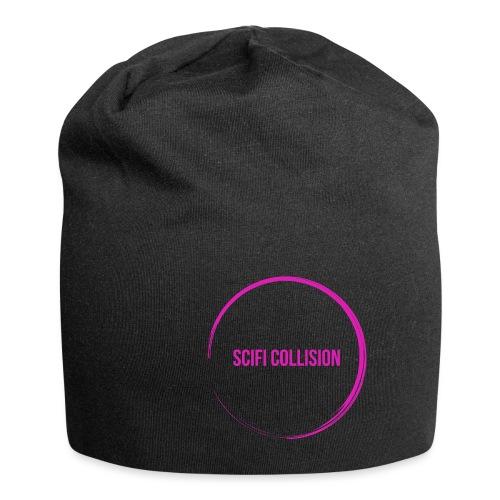 Pink Logo - Jersey Beanie