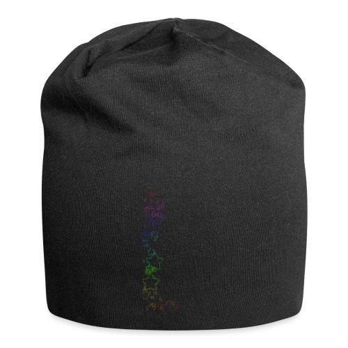 Rainbow Stars - Jersey Beanie