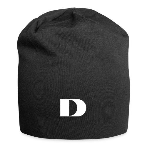 Devine logo - Wit - Jersey-Beanie