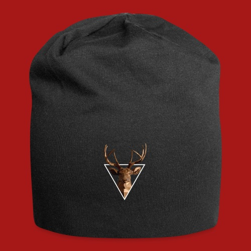 Deer-Head GOLD - Jersey-Beanie