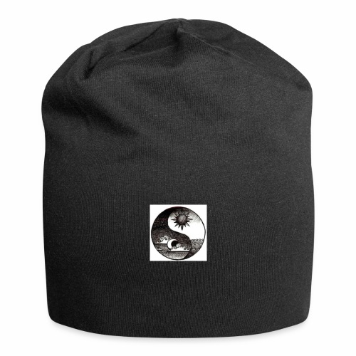 SUN AND MOON - Jersey Beanie