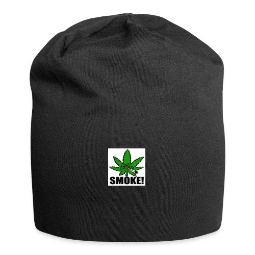 Smoke Mütze - Jersey-Beanie