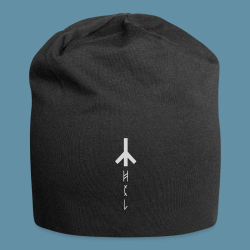 Logo Hel 02 copia png - Beanie in jersey