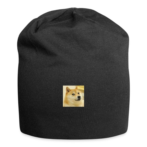 tiny dog - Jersey Beanie
