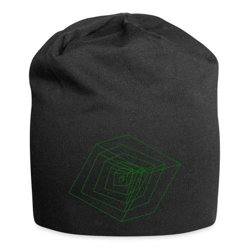 Cubes - Bonnet en jersey