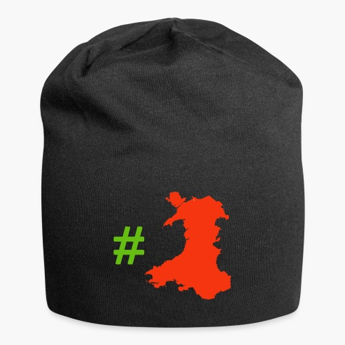 Hashtag Wales - Jersey Beanie