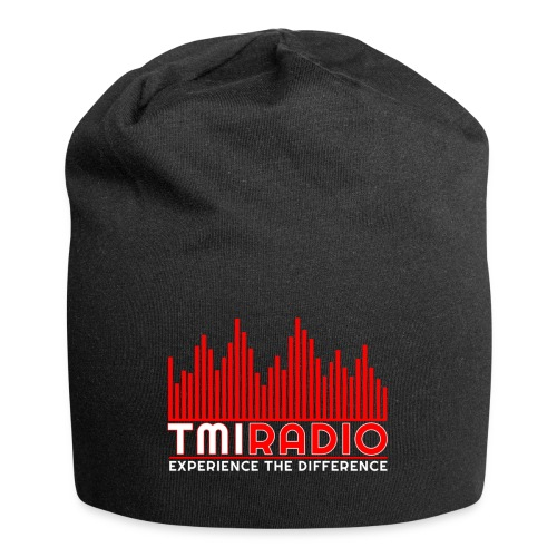 NEW TMI LOGO RED AND WHITE 2000 - Jersey Beanie