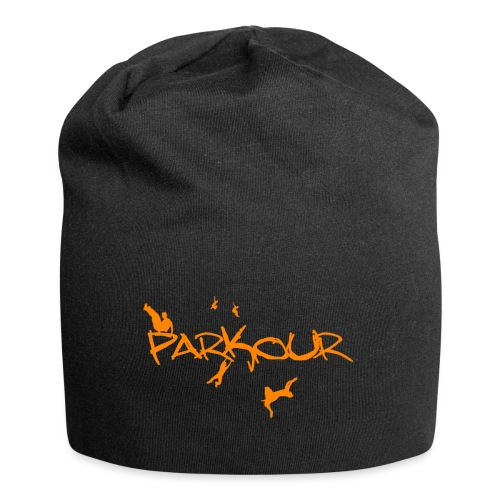 Parkour Orange - Jersey-Beanie