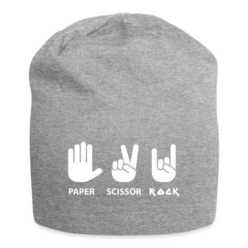 paper scissors rock c - Jersey-Beanie