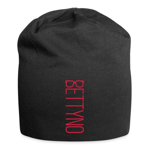 BettyNo - Beanie in jersey