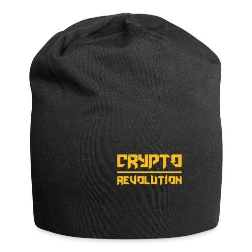 Crypto Revolution III - Jersey Beanie