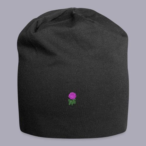 Landryn Design - Pink rose - Jersey Beanie