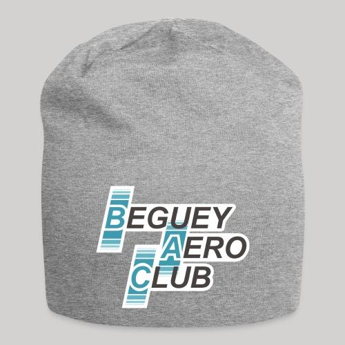 logo Le B.A.C. 2018 bordure blanche - Bonnet en jersey