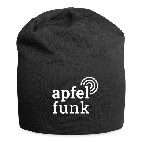 Apfelfunk Dark Edition - Jersey-Beanie