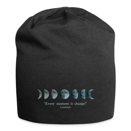 EVERY MOMENT IS CHANGE - Jersey-Beanie